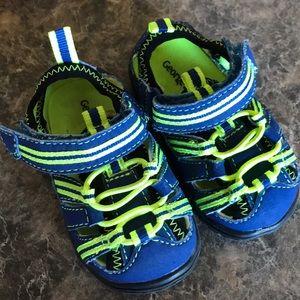 George brand baby sandals